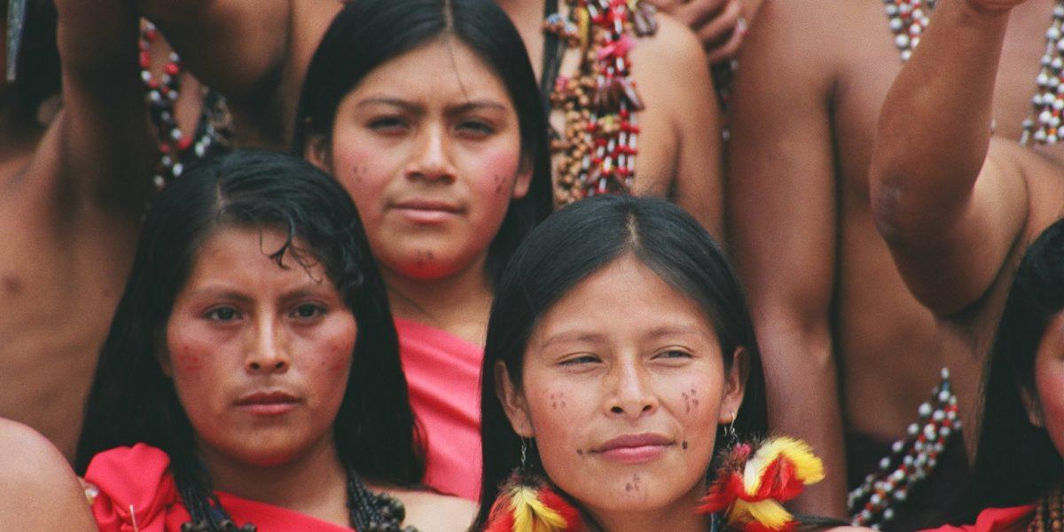 Conmemoran en Lima día de la Mujer Indígena