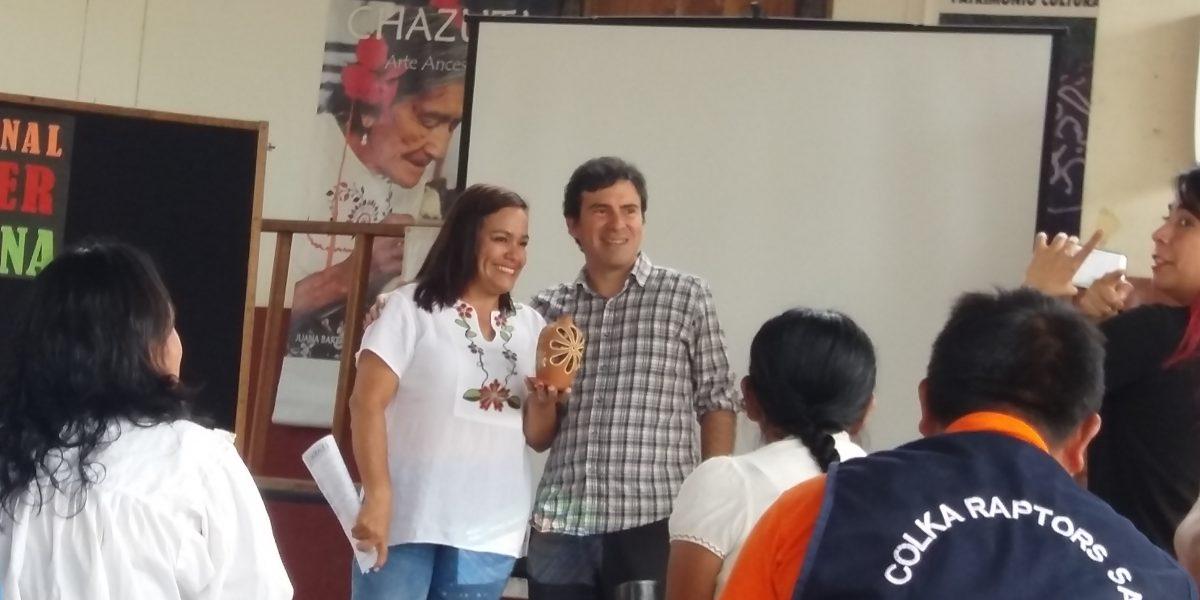 Difundiendo derechos en la Amazonia