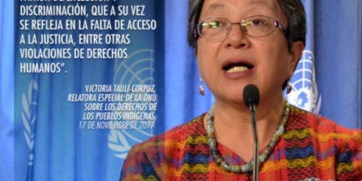 Proteger los bosques y cultura indígena