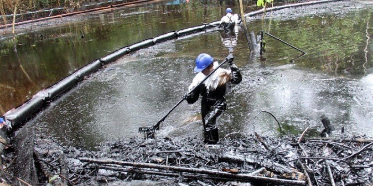 Comunidades de Loreto demanda atención a derrames petroleros