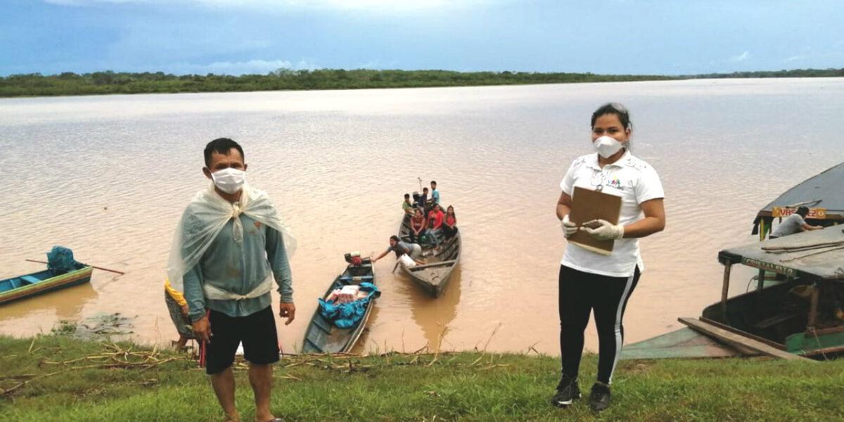 Lavarse las Manos en tiempos de COVID -¿Y dónde está la salud indígena?-