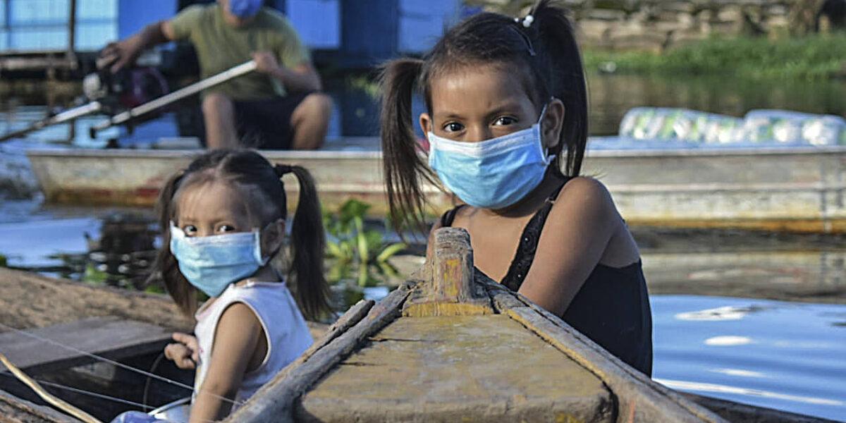 Entrevistas a líderes indígenas en medio de la Pandemia