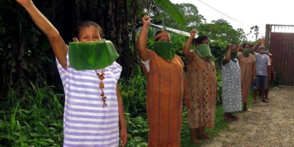 Piden a Presidente del Perú que atienda la Emergencia Humanitaria en Comunidades Indígenas de la Amazonía