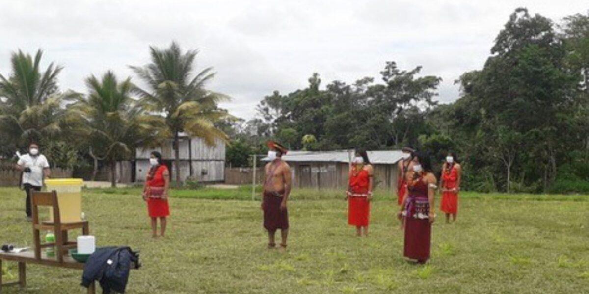 Pueblos Indígenas y COVID19 -El caso de San Martín-