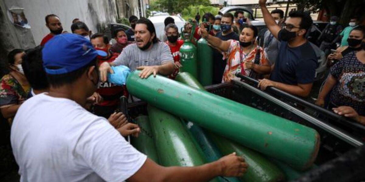 Escasez de Oxígeno en América Latina