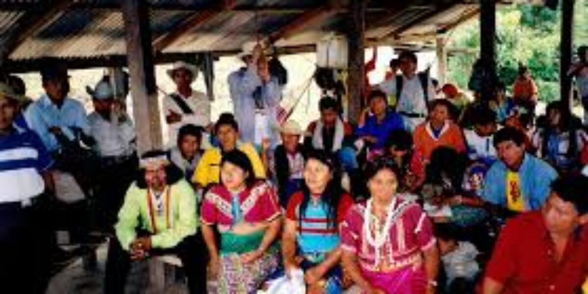 Pueblos indígenas en Latinoamérica: de la lucha por la tierra a la justicia social