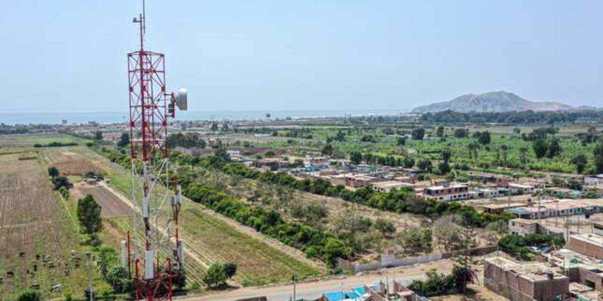 Fines del 2021, mayor conectividad para San Martín