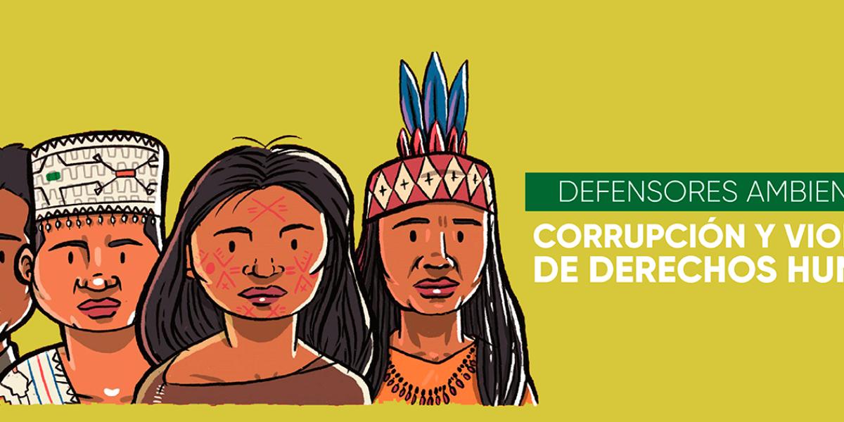 Año 2020: 86 líderes indígenas defensores de la Amazonía asesinados